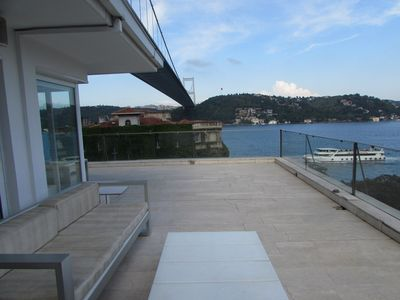 Photo for Exclusive Penthouse with Uninterrupted Bosphorus Views  - a must see