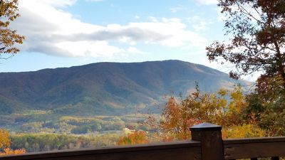 Photo for 5 Star Luxury Cabin, $189 ngt April, Mt Views, 3 King Suites+Queen Loft, Theater
