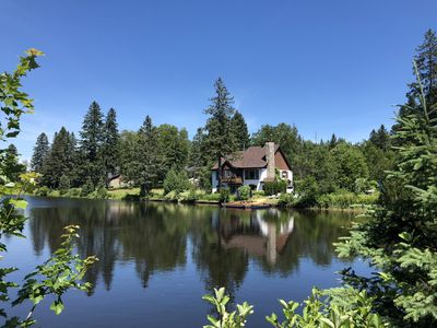 Photo for 2BR House Vacation Rental in Val-David, QC