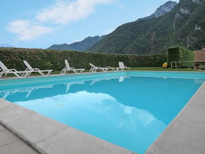 Photo for Apartment Residence Silvana (LDL401) in Lago di Ledro - 4 persons, 1 bedrooms