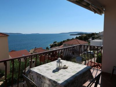 Photo for Apartment Culic (TGR143) in Trogir - 5 persons, 2 bedrooms