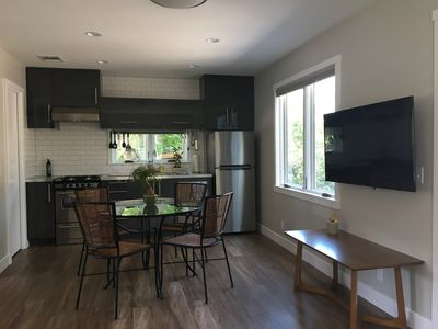 Close to Downtown and UT! Beautiful New Studio Apartment