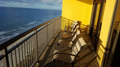 Photo for Anderson Ocean Club 3 Bedroom Plus Oceanfront Unit!