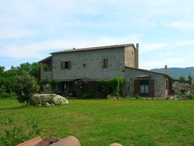 Photo for 1BR Apartment Vacation Rental in Castellina Marittima