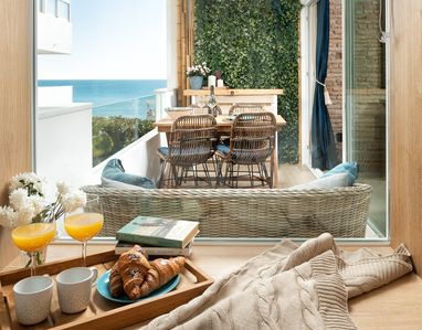 Photo for MARBELLA  FIRSTLINE BEACH WITH SEA VIEW