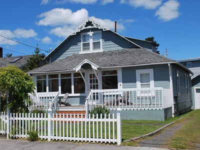 Photo for Adorable House 1/2 Block From The Beach