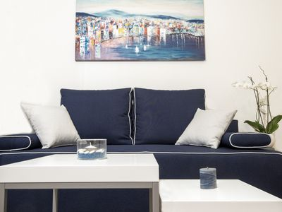 Photo for Navy Blue Apartment in the middle of city