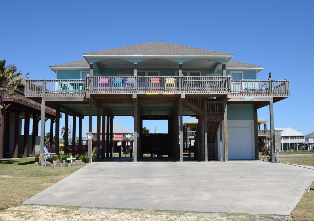 3 Bedroom Beach House Gulf Shores