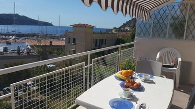 Photo for 1BR Apartment Vacation Rental in Villefranche-sur-Mer
