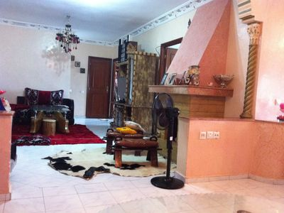 Photo for Beautiful furnished apartment of 105m close to all