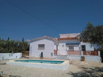 Photo for Casa Doña Martha rustic holiday home with pool and space for the whole family