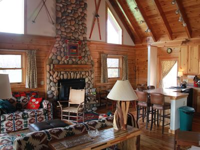 Photo for Special Family Friendly Cabin