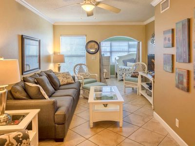 Photo for Welcome to Your Florida Home! Barefoot Beach Resort. Updated Unit New Furniture
