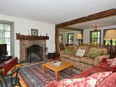 Photo for Charming, Private Vermont Farmhouse - available monthly in the summer