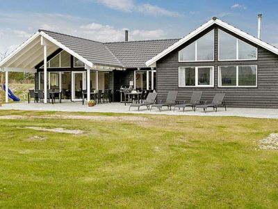 Photo for Stylish Holiday Home in Blåvand with swimming pool