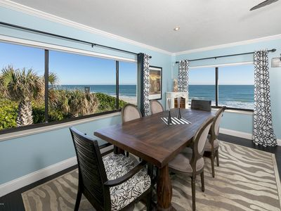 Photo for Gorgeous Beach Side Villa With Perfect Ocean View