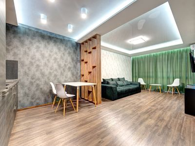 Photo for Modern one bedroom apartment on Zlatoust street