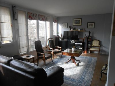 Photo for Grand Family Apartment sunny 135 m2 5 minutes from Paris