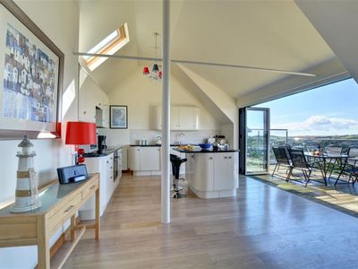 Photo for Vacation home Meadow Close in Fowey - 6 persons, 3 bedrooms
