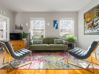 Photo for Hip, Historic, Capitol Hill Condo in Denver's most walkable neighborhood! Walk score: 94; FREE WiFi!