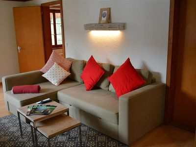 Photo for Lovely apartment for 3 guests with WIFI, balcony and parking
