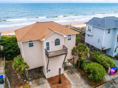 Photo for Going Coastal in Surf City: 4 BR / 3 BA house in Surf City, Sleeps 8