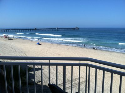 From our Balcony 310  to Imperial Beach Pier to the South