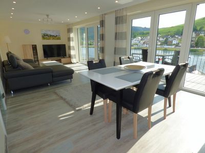 Photo for Comfortable newly renovated apartment with a large balcony u. 2 bedrooms
