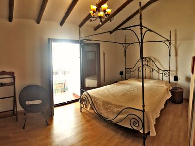 Photo for Historic Villa Carabeo with Private Heated Pool and Seaview in Old Town Center