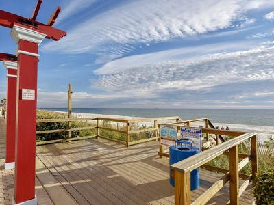 Photo for Slow elevators? Not a problem for this 2nd Floor Gulf Front Condo ~ Book now!