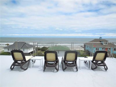 Photo for I Sea 360 | Breathtaking River, Marsh & Ocean Views from Rooftop Deck | Beautifully Decorated