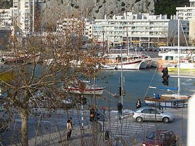 Photo for Apartment AT  A1(2+2)  - Omis, Riviera Omis, Croatia