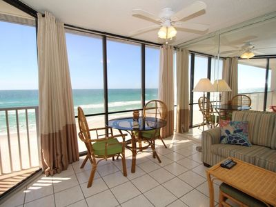 Photo for Beautiful 6th Floor Edgewater Gulf Front 2BR. I also have a 3BR Next Door!
