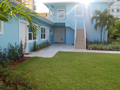 Photo for A Block & A Walk To The Beach! Newly Renovated Apartment Along A1A! Apt 4