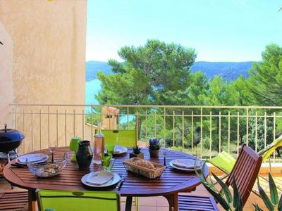 Photo for Holiday flat, Sainte-Croix-du-Verdon  in Alpes - Haute - Provence - 4 persons, 2 bedrooms