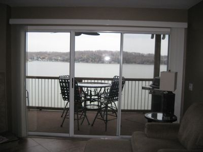 Photo for Free night! Main Channel View!! No Steps!! Great Price!! 2 pools.