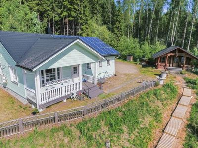 Photo for Vacation home Koivurinne in Punkaharju - 6 persons, 2 bedrooms