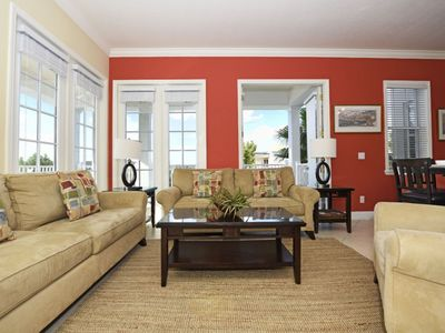 Photo for SPACIOUS 3BDR CONDO in Luxurious Reunion Golf Resort, Just Minutes from Disney & Orlando Attractions