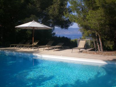 Photo for Very nice house with pool in Gaou Benat