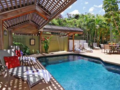 Photo for Poolside Bungalow, Wailea Inn