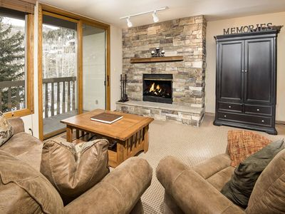 Photo for Located at 1206 Village Road in Beaver Creek, you`ll be just down the street from the epicenter of B