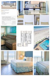 Photo for *BEACHFRONT RESORT* Ocean view from private balcony with direct beach access!!!!