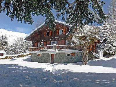 Photo for Vacation home Petits Quinquins  in Verbier, Valais - 11 persons, 6 bedrooms