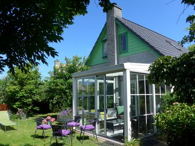 Photo for Beautifully furnished holiday home on the North Sea, near the beach and idyllic location