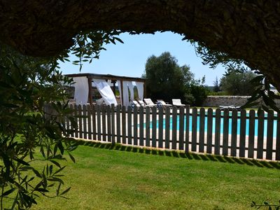 Photo for Luxurious Villa,  Large Pool + Garden.  Great Location.