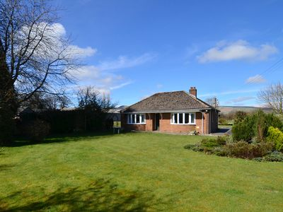 Photo for This nicely furnished bungalow provides comfortable single-storey accommodation in a charming countr
