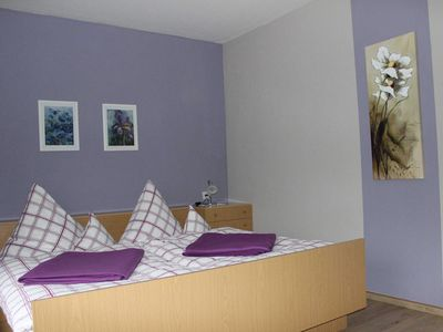 Photo for Apartment (60 m²) - guest house Müller
