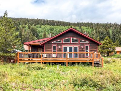 Photo for 2BR 2BA Charming Blue River Cabin - 5 Mins from Breckenridge