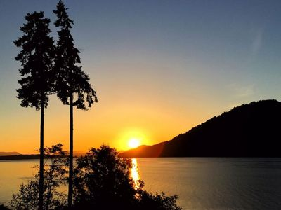 Photo for Deep Cove Retreat on the Ocean