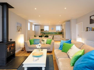 Photo for 4BR House Vacation Rental in Abersoch